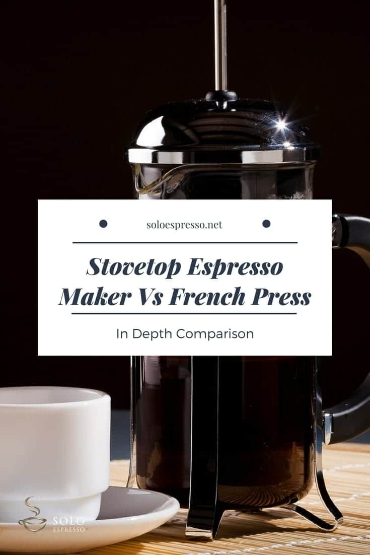 Moka Pot and French Press face to face. Are you a stovetop coffee brewer or a French Presser? We have compared the performance of each one to give you an unbiased judgment on the pros and cons.