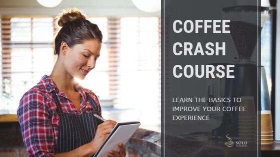 Coffee Crash Course