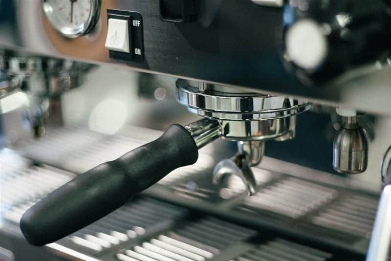 Machine for espresso