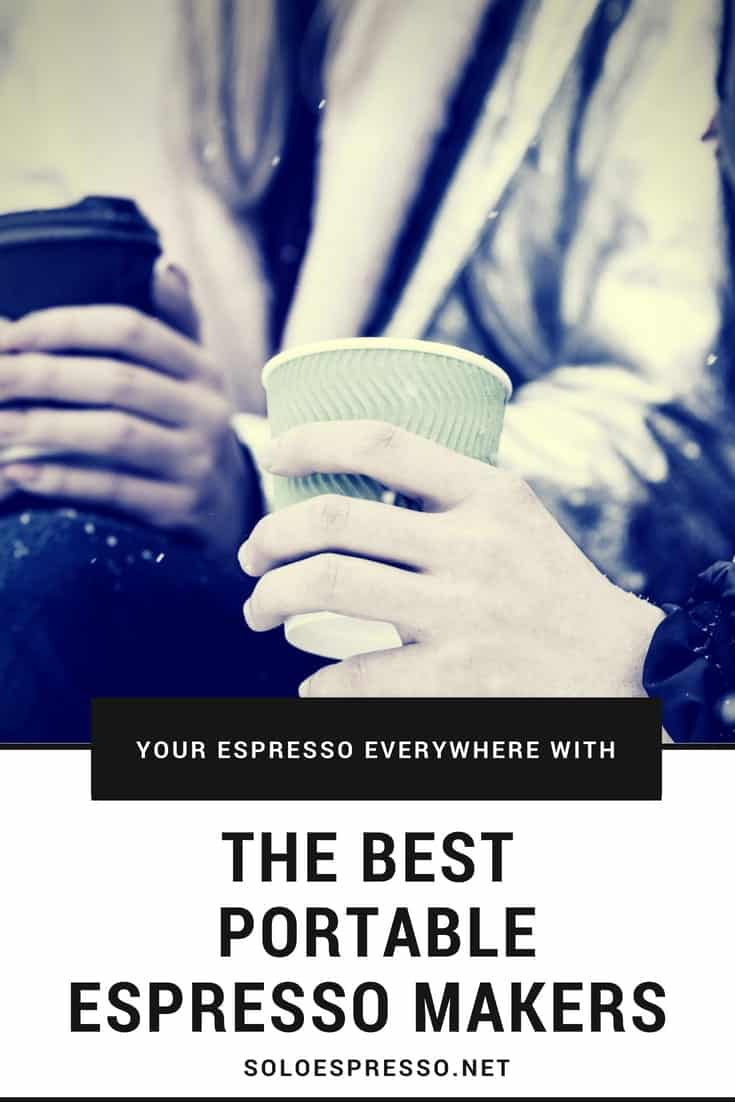 Most people believe can only enjoy their espresso in the best restaurants or cafes in town where they have those huge fancy machines. Well, here's the good news: ever heard of portable espresso makers? Find out what you need to know about portable espresso makers.