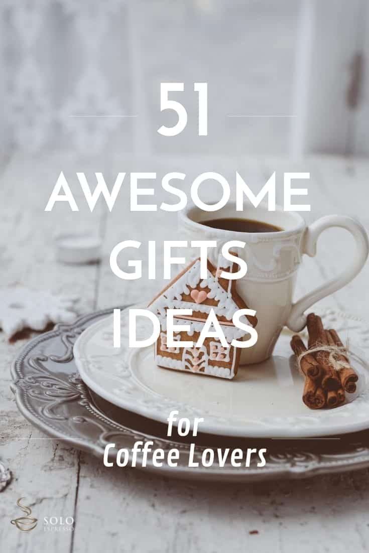 If you have a coffee lover in your family or with your friends, it doesn't have to be Christmas or the anniversary to scout for a perfect gift idea for the coffee aficionado you want to impress.