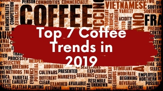 top coffee trends