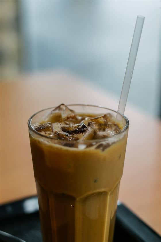 Low Carb Iced Coffee