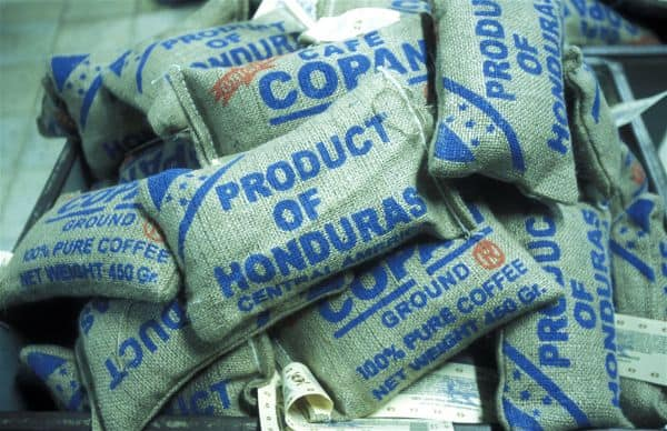 Coffee From Honduras
