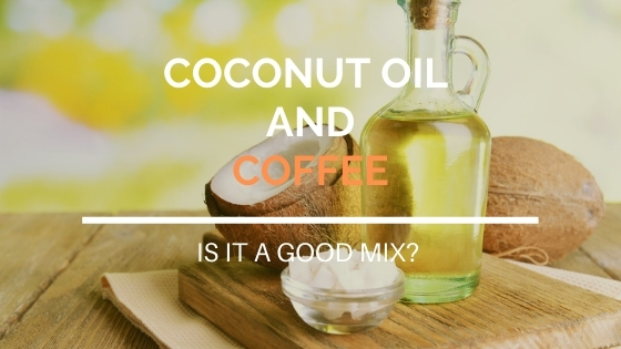 can i add coconut oil to my coffee
